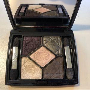 DIOR Eyeshadow 5 Color Palette 004 Mystic Smokys